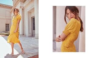 Nava Midi Skirt