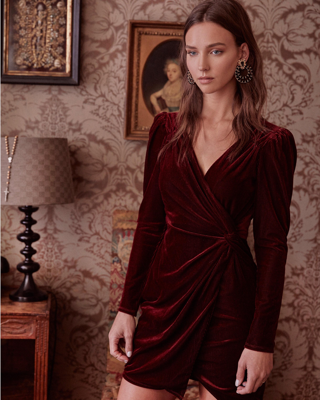 Lanita Wrap Dress