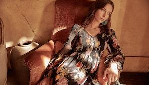 Chevonne Floral Dress