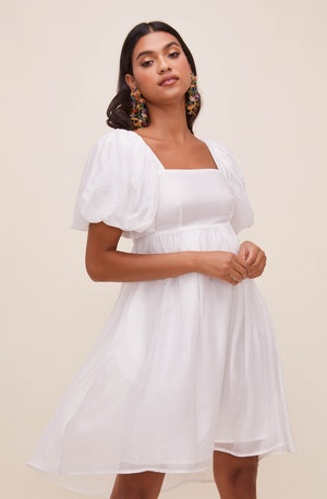 Bethel Puff Sleeve Dress