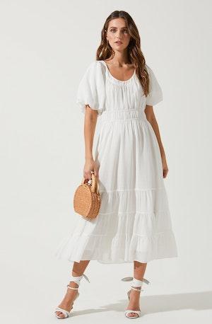Chamomile Midi Dress