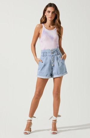 Davina Denim Shorts